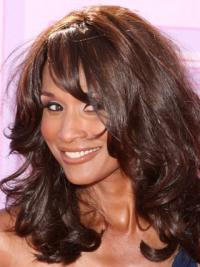 Lace Front With Bangs Long Top Beverly Johnson Wigs Wholesale