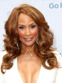 Brown Wavy 18 Inches Beverly Johnson Wig