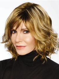 Good Bobs Wavy Blonde Chin Length Jaclyn Smith Wigs