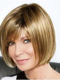 Incredible Bobs Straight Blonde Chin Length Jaclyn Smith Wigs