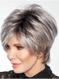Short Wavy Boycuts Capless Discount Jaclyn Smith Wigs