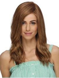 This wig is a gorgeous long lace front style with a lace part.