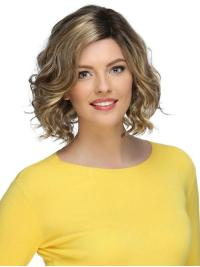 This mid-length bob boasts bold texture and unbelievably natural-looking movement.