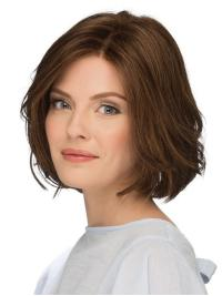 This wig is a simple yet elegant bob with the perfect amount of subtle waves.
