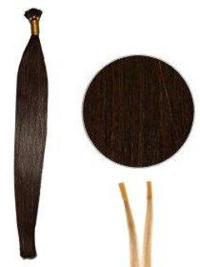 Sleek Straight Auburn Extension Wigs Human Hair
