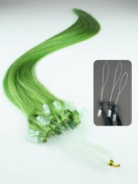 Online Black Remy Human Hair Micro Loop Ring Hair Extensions