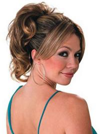 Wavy Synthetic Hairstyles Ponytails