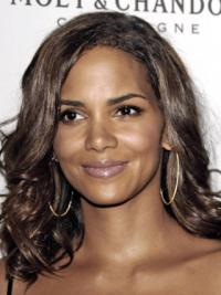 Celebrity Lace Wig Long 18 Inches Halle Berry Wigs