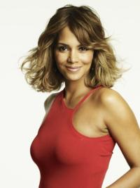 Celebrity Lacefront Wig Chin Length 12 Inches Halle Berry Wigs