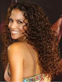 Lace Front Halle Berry Long Curly Wigs 14 Inches