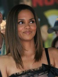 Lace Front Cheap Celebrity Wigs Halle Berry