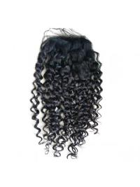 Sleek Long Full Lace Remy Human Hair Closures