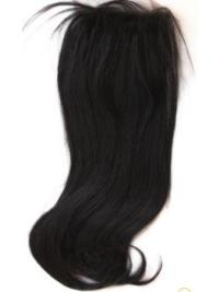 Online 16 Inches Full Lace Remy Human Hair Closure