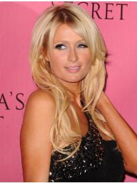 Blonde Layered Long Discount Paris Hilton Wig