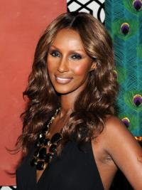 Lace Front Wigs Celebrity Hairstyles Brown Synthetic Affordable