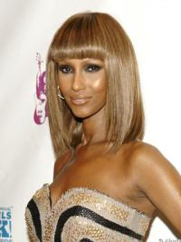 Number 1 Celebrity Wigs Capless Blonde Synthetic Sassy