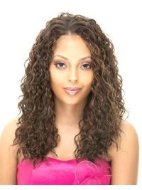 Sassy Capless Long Curly Wig For Black Women