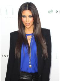 Capless Layered Long Fashion Kim Kardashian New Look