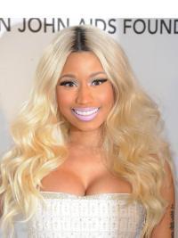 Capless Blonde Without Bangs New Buy Nicki Minaj Wig