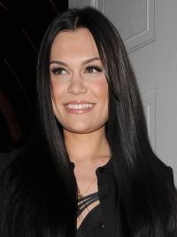 Buy Celebrity Wigs Lace Front Without Bangs Synthetic Affordable Jessie J