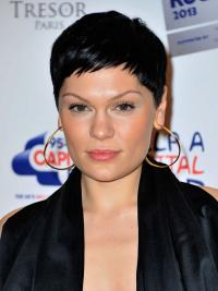 Celebrity Wigs For Sale Black Cropped 4 Inches Amazing Jessie J