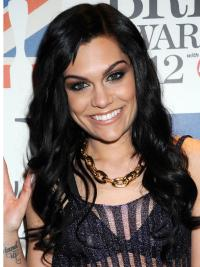 Celebrity Wig Collection Lace Front With Bangs Synthetic Cheap Jessie J
