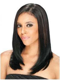 Brown Straight Long Style Best U Part Wigs
