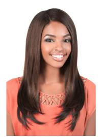 Incredible Long Brown Wigs For African American Hair