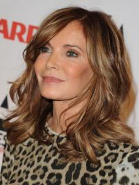 Layered Medium Length Wig Jaclyn Smith 14 Inches Top