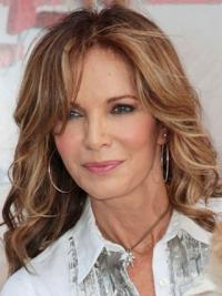 Full Lace Layered Remy Human Hair 18 Inches Soft Does Jaclyn Smith Wear Wigs