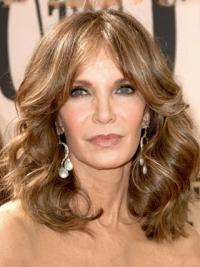 Lace Front Layered Remy Human Hair 14 Inches Great Look Up Jaclyn Smith