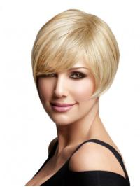 The wig is a fully loaded, curly bob which creates maximum style points.