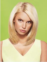 Layered Short Human Hair Wigs Celebrity
