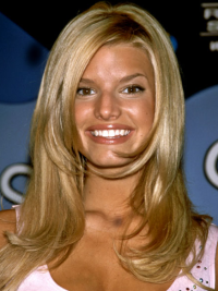 Blonde Long 16 Inches Ideal Jessica Simpson Eigs