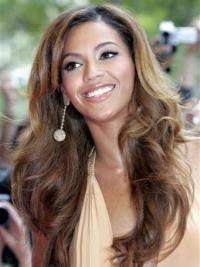 With Bangs 18 Inches Cheapest Beyonce Synthetic Heat Friendly Wigs
