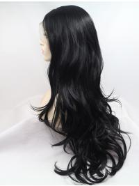 Curly 30 Inches Top Synthetic Lace Wigs