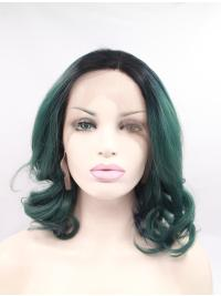 Lace Front Wigs Realistic Hairline