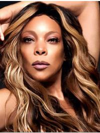 Convenient Synthetic Wavy 18 Inches Wendy Williams Wigs