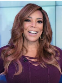Style Synthetic Wavy 16 Inches Wendy Williams Wigs