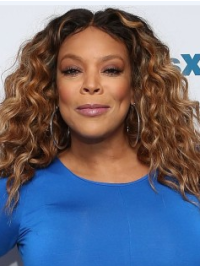 Popular Synthetic Curly Cheap Wigs For Black Women