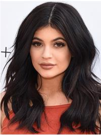 Straight Remy Human Hair 15 Inches Beautiful Hair Wigs That Kylie Jenner Wear