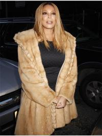 """Capless Straight 18"""" Wendy Williams Blonde Wigs That Look Real"""