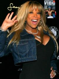 Straight Blonde Synthetic Best Wendy Williams Wigs