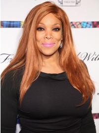 Blonde Long Straight Synthetic Perfect Wendy Williams Wigs