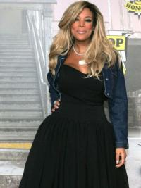 Blonde Wavy Synthetic Good Wendy Williams Wigs