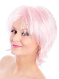 Capless Bobs Short Style Fashion Wigs