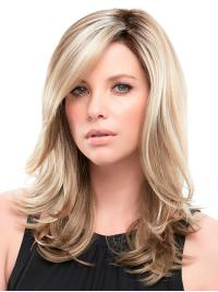 She is a sophisticated wig with long layers that make a powerful statement.