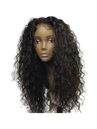 360 Lace Frontal Wig Pre Plucked With Baby Hair Brazilian Remy Curly Lace Front Human Hair Wigs