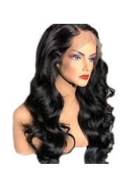 Lace Front Human Hair Wigs For Women Pre Plucked With Baby Hair 130 Density Loose Wave Lace Wigs