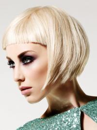10 Inches Best Short Remy Human Hair Young Quality Fashion Wigs